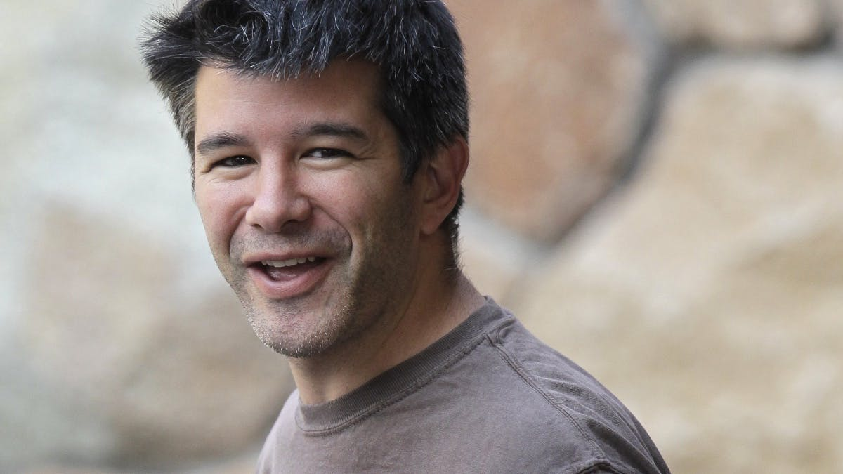 Kurz nach Haltefrist: Ex-Uber-Chef Kalanick stößt Aktien ab