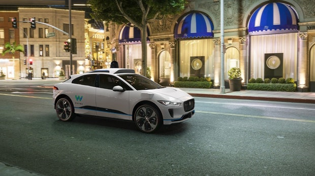 Google-Schwester Waymo bringt selbstfahrenden Jaguar auf die Straße