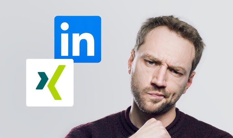 Xing versus Linkedin: Welches Karriere-Netzwerk nutzt du?