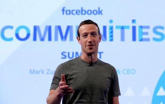 Facebook: Investorengruppe verlangt Mark Zuckerbergs Rücktritt