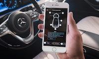 Mercedes-Benz stellt neue Connected-Vehicle-API vor