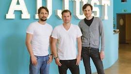 Die Gründer von Adjust (Foto: Adjust)