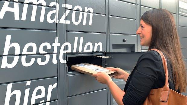 Eure Amazon-Bestellungen könnt ihr jetzt bei Rewe abholen