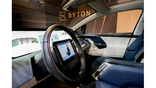 Byton Concept. (Foto: t3n.de)