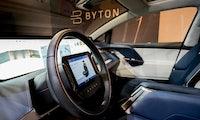 Byton: Finanzspritze von 100 Millionen Dollar für den Tesla-Rivalen aus China