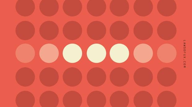 Miller's Law: Die wichtigste Regel im UX-Design