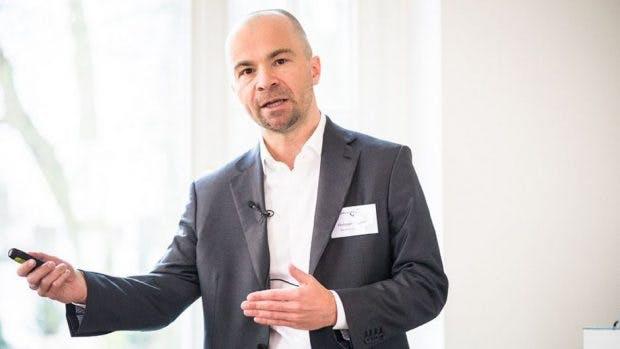 Christoph Schäfer, Gründer Platform Lunar (Foto: Johannes Arlt)