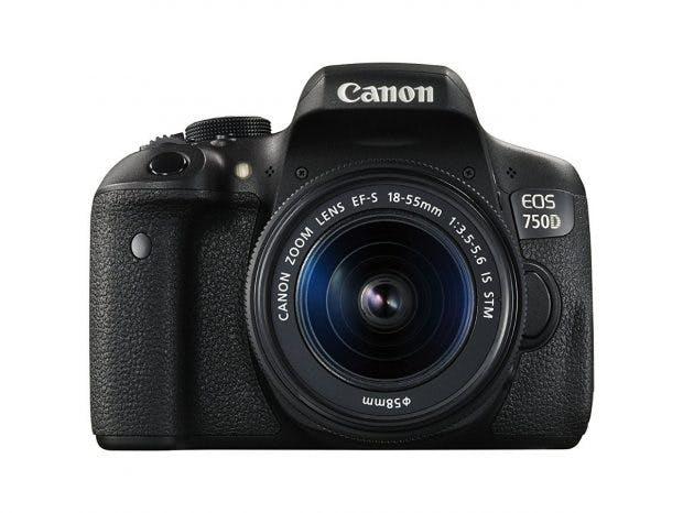 Canon EOS 750D mit Objektiv für t3n Leser bei Mediamarkt in den t3n Deals reduziert