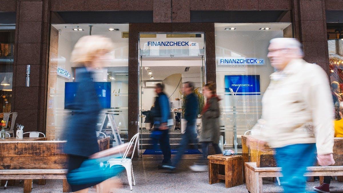 Die Hölle friert zu: Deutsches Fintech hat erstmals eine Filiale eröffnet