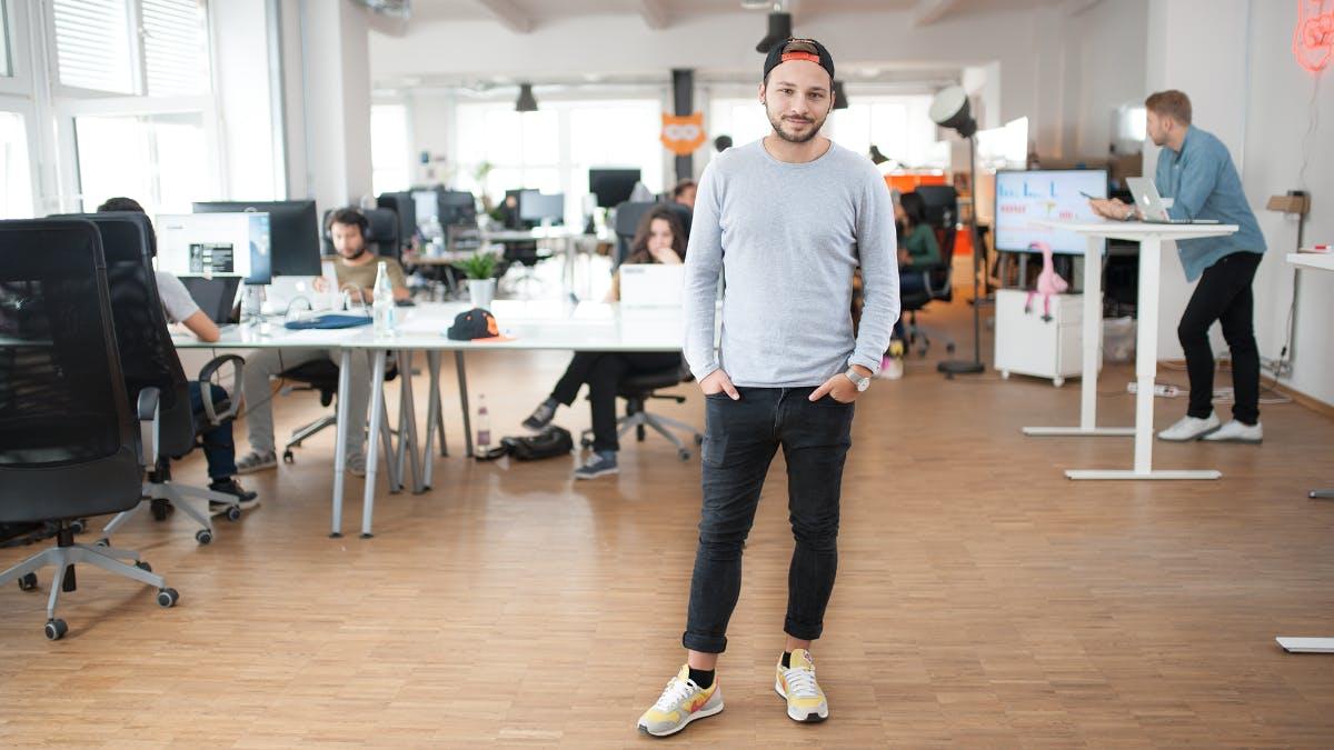 Berliner Social-Media-App Jodel zählt Millionen Nutzer