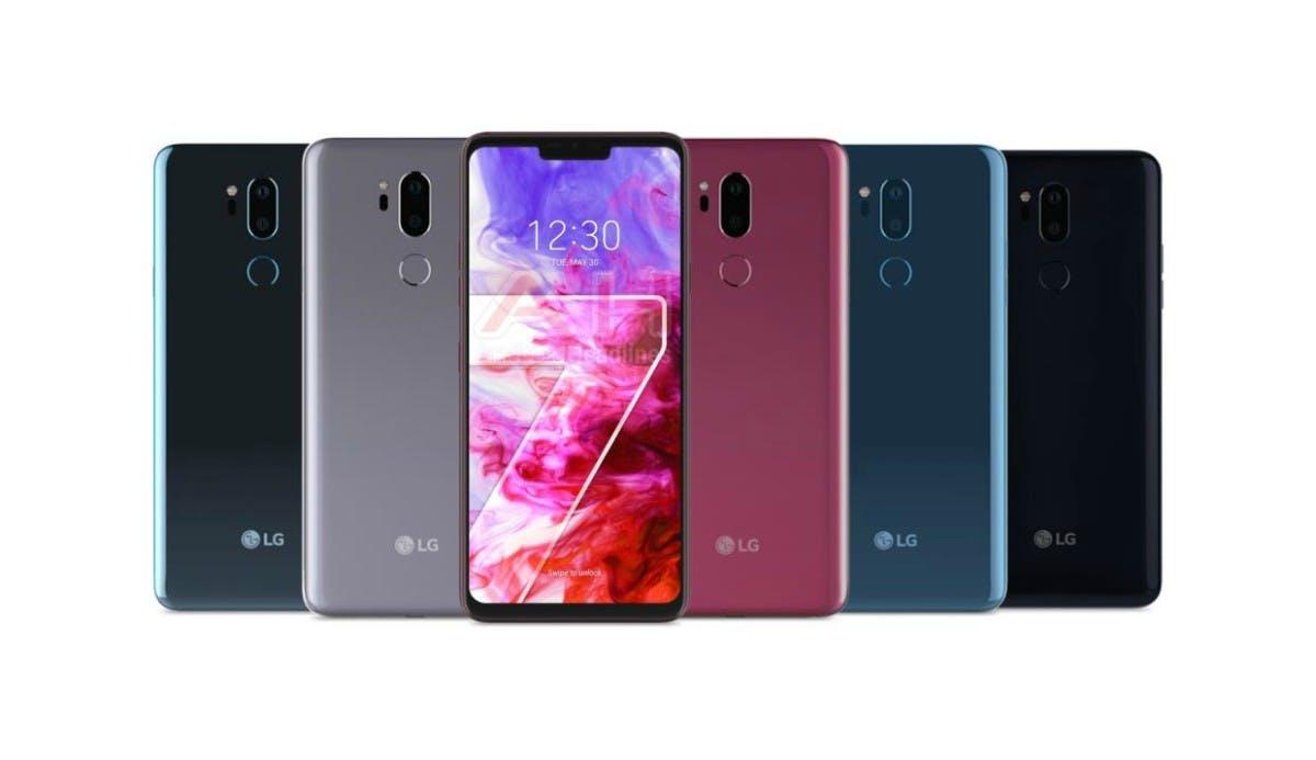 LG G7 Thinq: Android-Smartphone mit KI-Fähigkeiten kommt – so sieht es aus