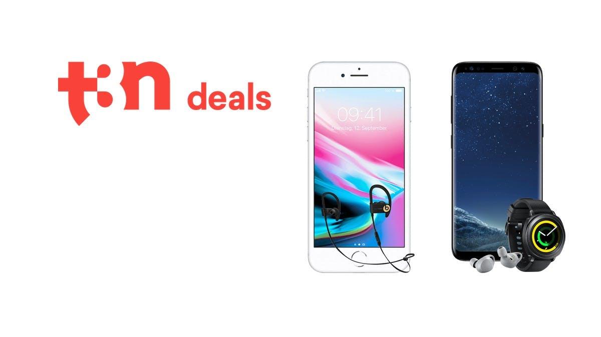 t3n Deal: Smartphones, Datentarife und Speichermedien im Angebot bei Mediamarkt