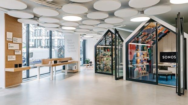 Ein Blick in Deutschlands ersten und einzigen Sonos-Concept-Store