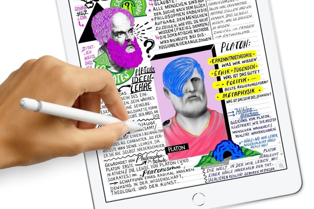 Günstig wie nie: Das neue iPad 6 im Test