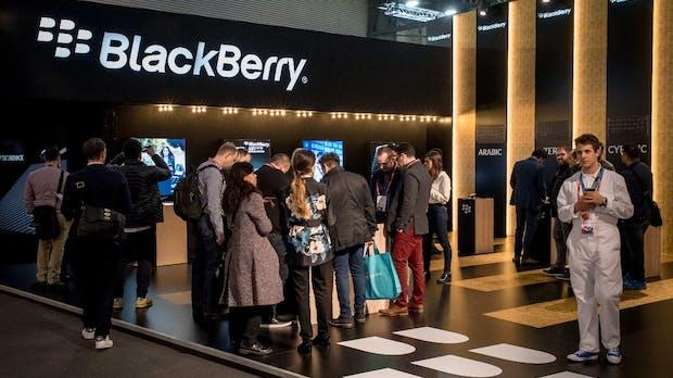 Blackberry verklagt auch Snapchat wegen Patentverletzungen