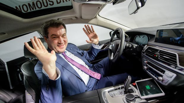 ADAC: So lange müssen wir noch auf autonomes Fahren warten