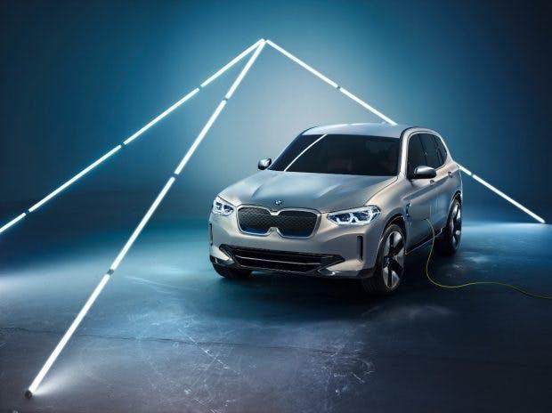 BMW iX3. (Bild: BMW Group)