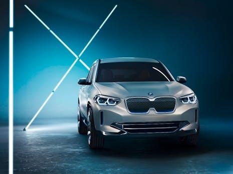 BMW iX3: Elektro-SAV mit komplett neuer Plattform