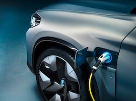 BMW iX3 Elektro-SAV. (Bild: BMW)