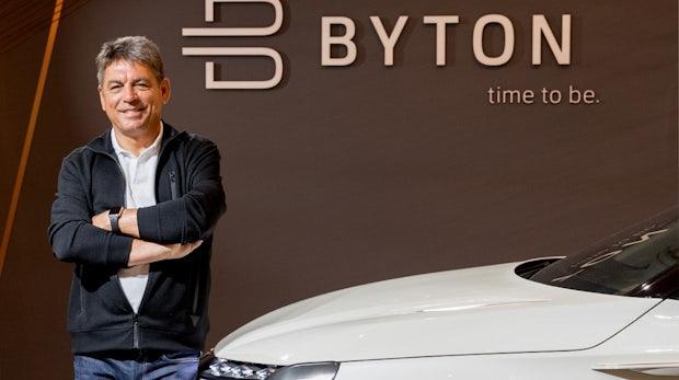 """Byton-Chef Breitfeld: """"Die Zukunft des Autos wird in China geformt"""""""
