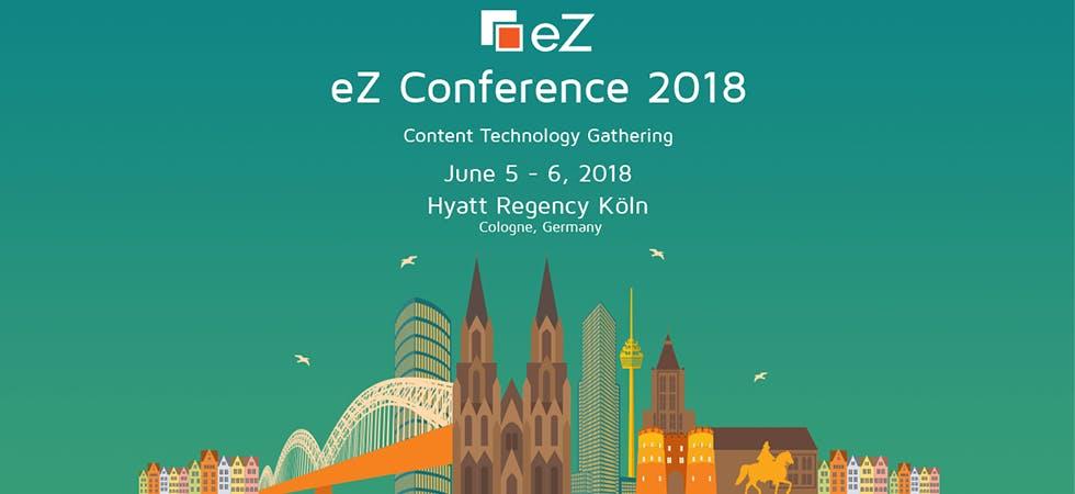 eZ Conference 2018: Content, Technik und Commerce