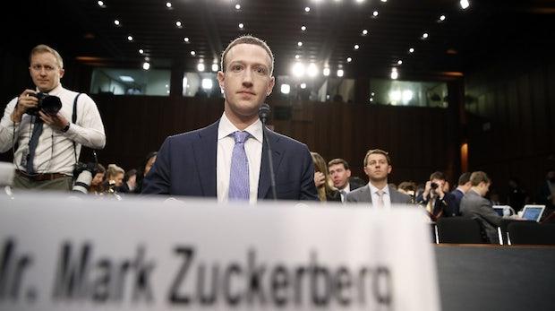 Facebook-Skandal: Mark Zuckerberg stellt sich dem EU-Parlament