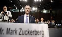 Nach Skandaljahr: Facebook-Chef kündigt öffentliche Diskussionsreihe an