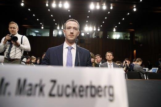 Zuckerberg-Anhörung enthüllt mögliches Bezahl-Facebook