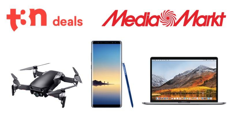 t3n Deal: Drohnen, Boxen, Canon-EOS und Philips OLED-TVs im Angebot bei Mediamarkt