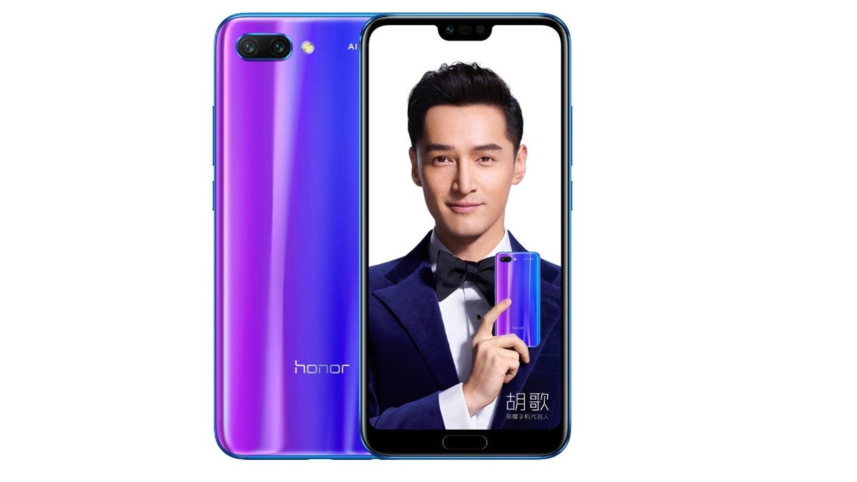 Honor 10. (Bild: Honor)