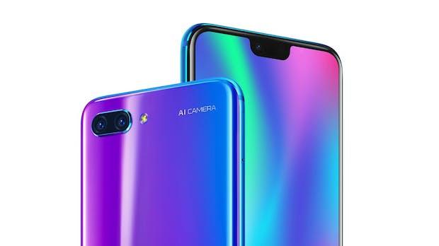 Huawei P20 in günstiger: Honor 10 offiziell für Europa vorgestellt
