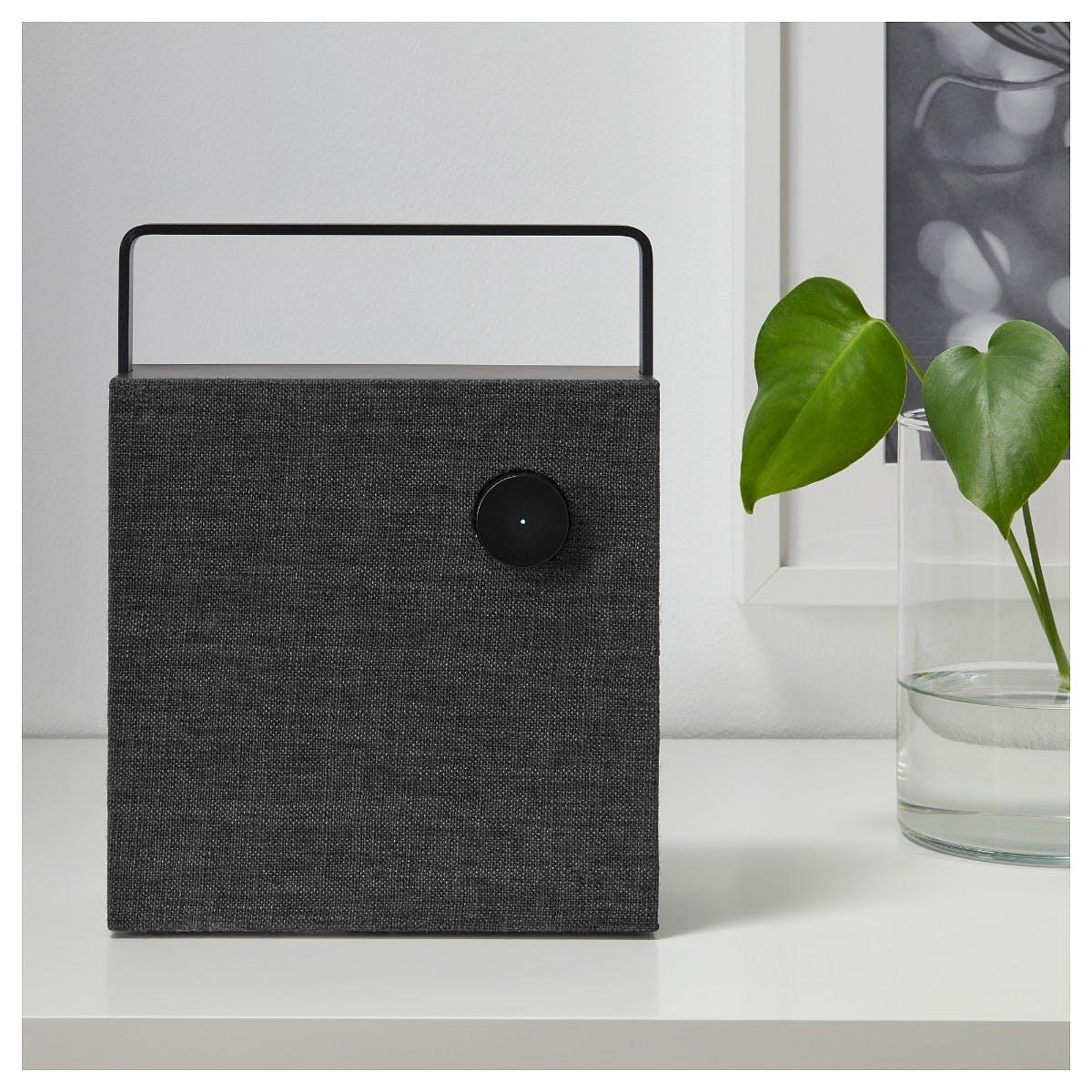 ikea stellt erstmals eigene bluetooth lautsprecher vor t3n. Black Bedroom Furniture Sets. Home Design Ideas