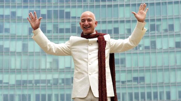 Jeff Bezos oder KI-Experte – wer wird der erste Billionär?