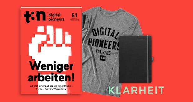 """Für mehr Fokus: t3n-Abo inklusive """"KLARHEIT"""" Life-Coach und Kalender"""