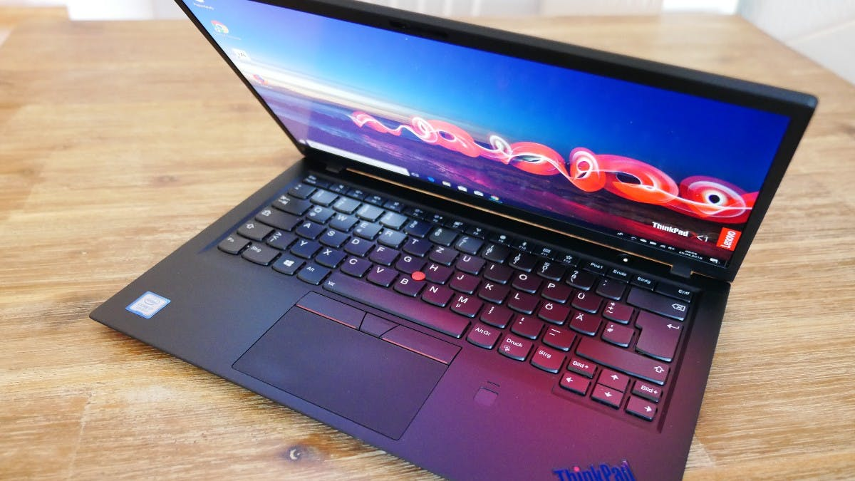 Edle Business-Flunder: Lenovo Thinkpad X1 Carbon ausprobiert