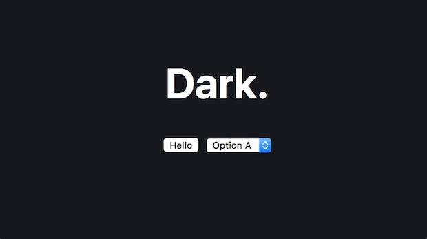 macOS 10.14: Nächstes Desktop-OS-Update könnte Darkmode bringen