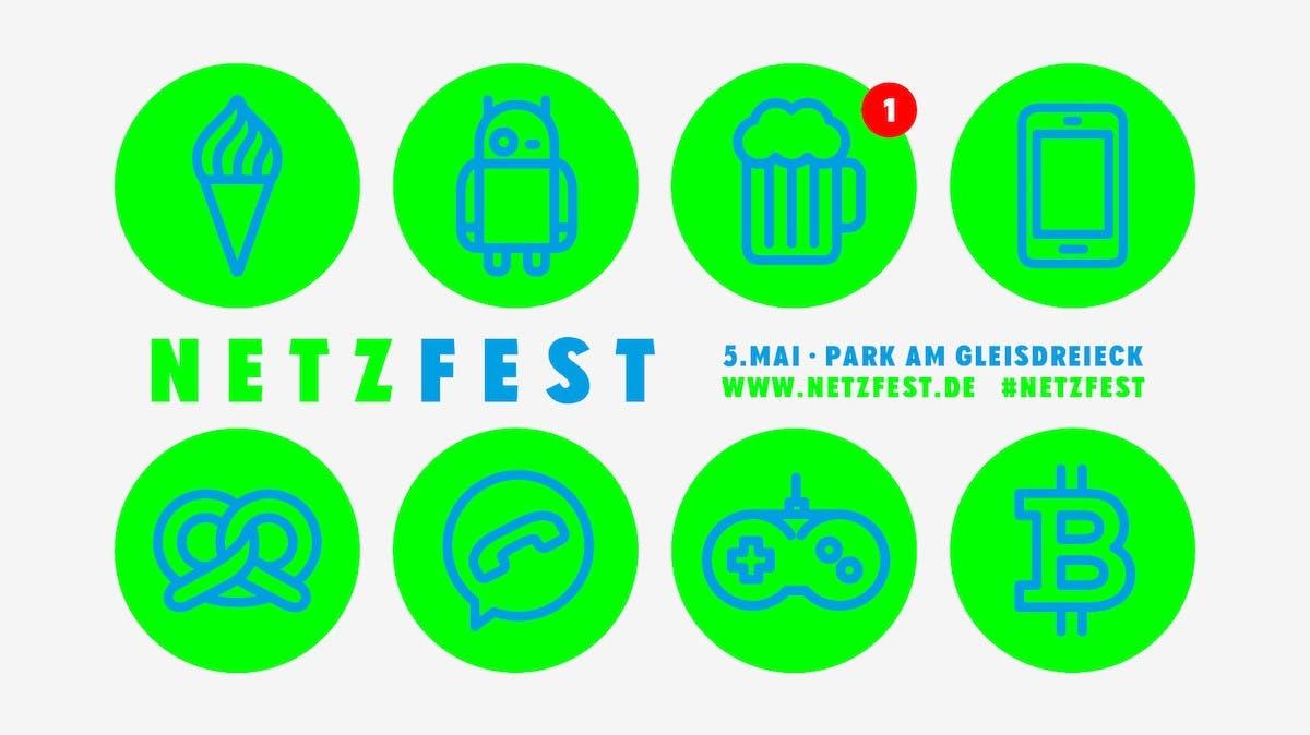 Netzfest: Digitalisierung zum Anfassen in Berlin