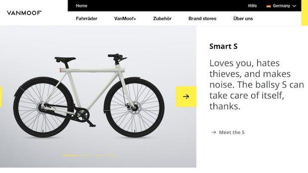 Fundstück: Die simple Transportschaden-Lösung des Onlinehändlers Van Moof