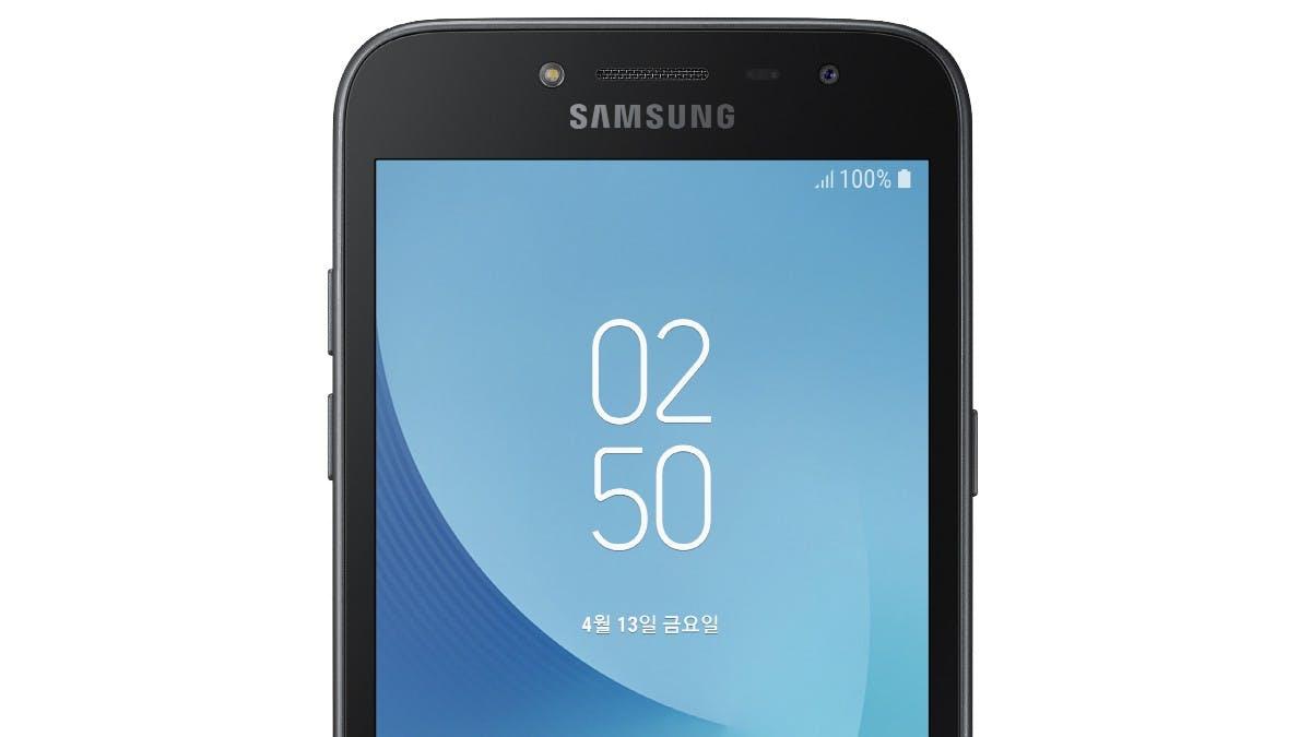 Samsung Galaxy J2: Dieses Android-Smartphone kommt ohne Internet