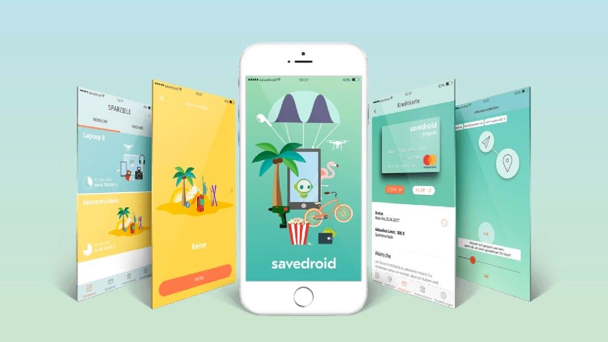PR-Coup für neue Produktsparte: Savedroid ist wieder da