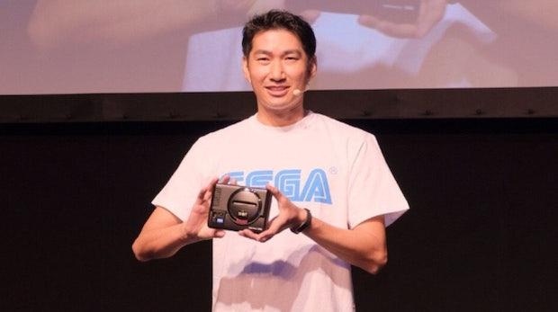 Nach Nintendo versucht sich auch an Sega an einer Mini-Retro-Konsole