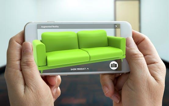 AR auf dem Vormarsch: Warum viele Produkte künftig 3D-fähig sein müssen