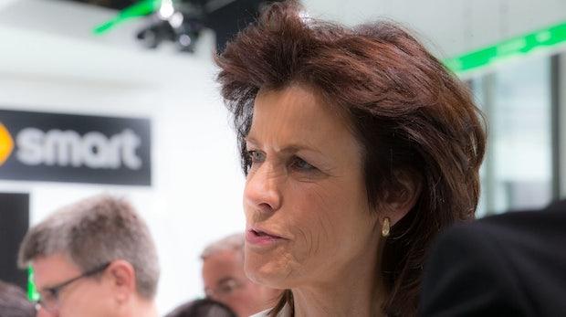 """Smart-Chefin Annette Winkler: """"Ein Auto zu bauen, geht nicht mal eben so"""""""