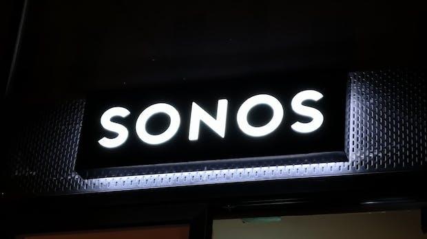 Kursgewinn: Sonos-Aktien sind bei Börsenstart in New York gefragt