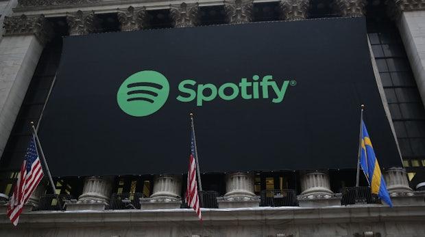 Spotify erstellt Playlists auf der Basis von DNA-Selbsttests