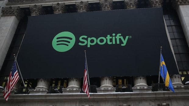 Rekord: Spotify jetzt mit 320 Millionen Nutzern