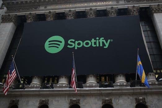 Europas Super-Unicorn: Spotify ist nach Börsengang 30 Milliarden Dollar wert