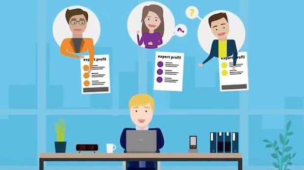 Neue Aufträge per Klick generieren: Vitapio verschickt Freelancer-Profile an Headhunter