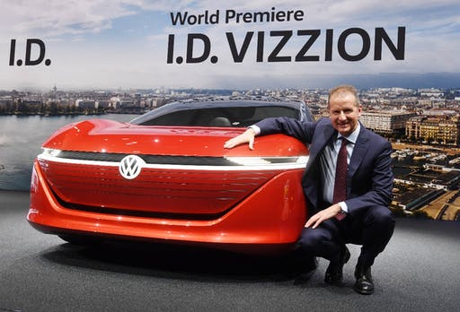 Umstrukturierung bei VW: Diess wird neuer Konzernchef – mehr Fokus auf Elektromobilität