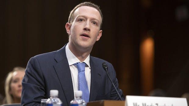 Aufwind durch Reels: Facebook-Chef Zuckerberg ist jetzt über 100 Milliarden schwer